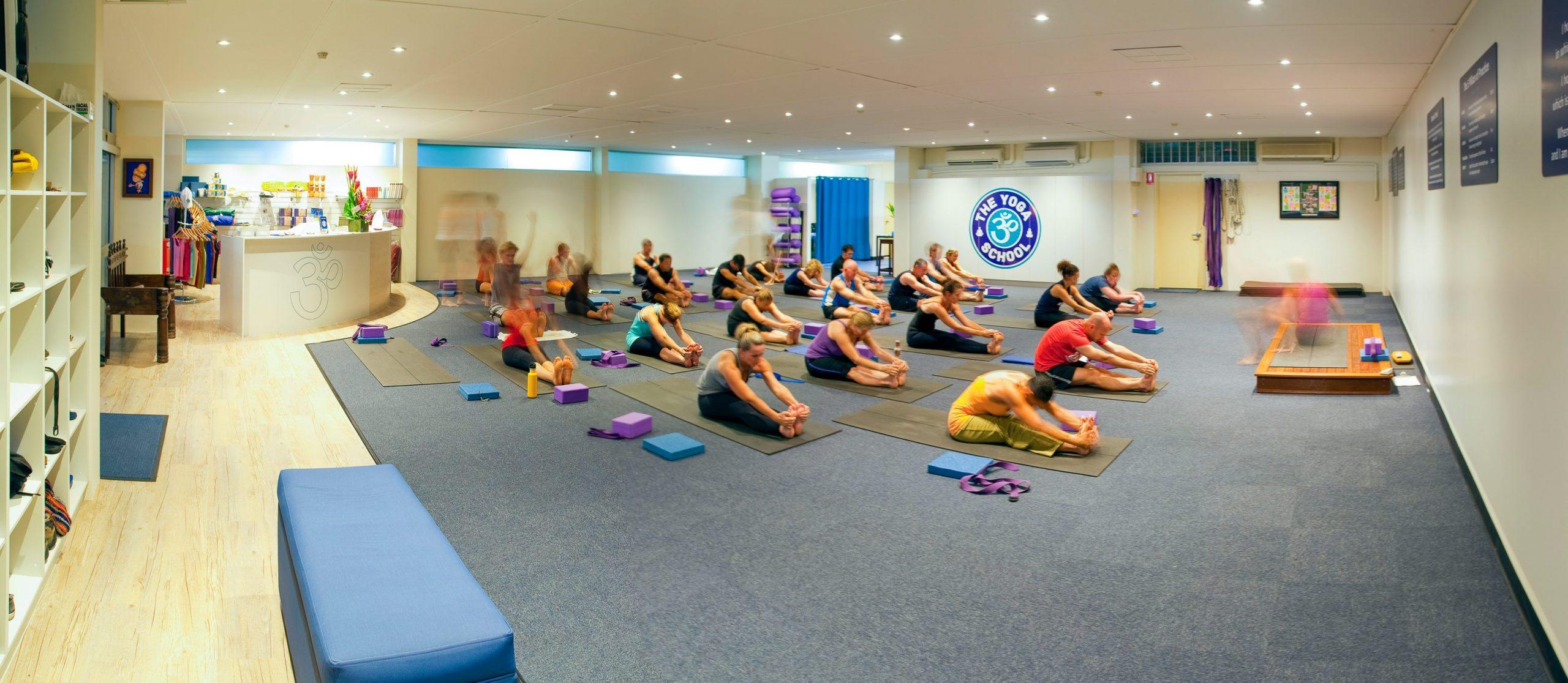 The Yoga School