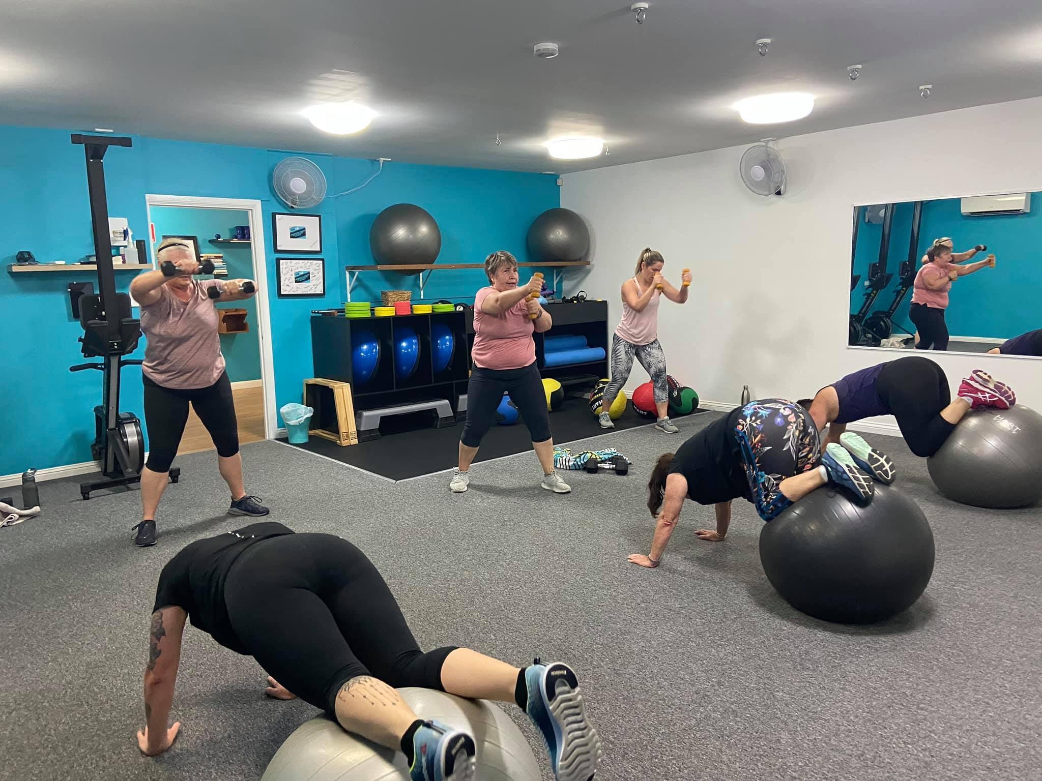 Studio A – Personal Training