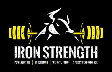 IRON STRENGTH POWER & PERFORMANCE