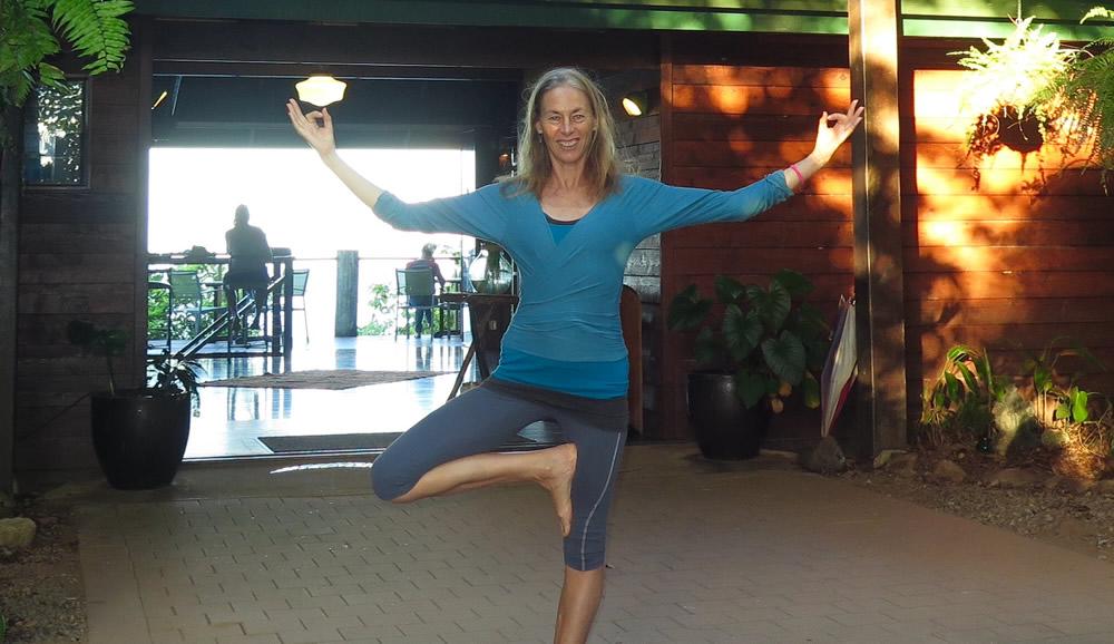 Yoga with Jane