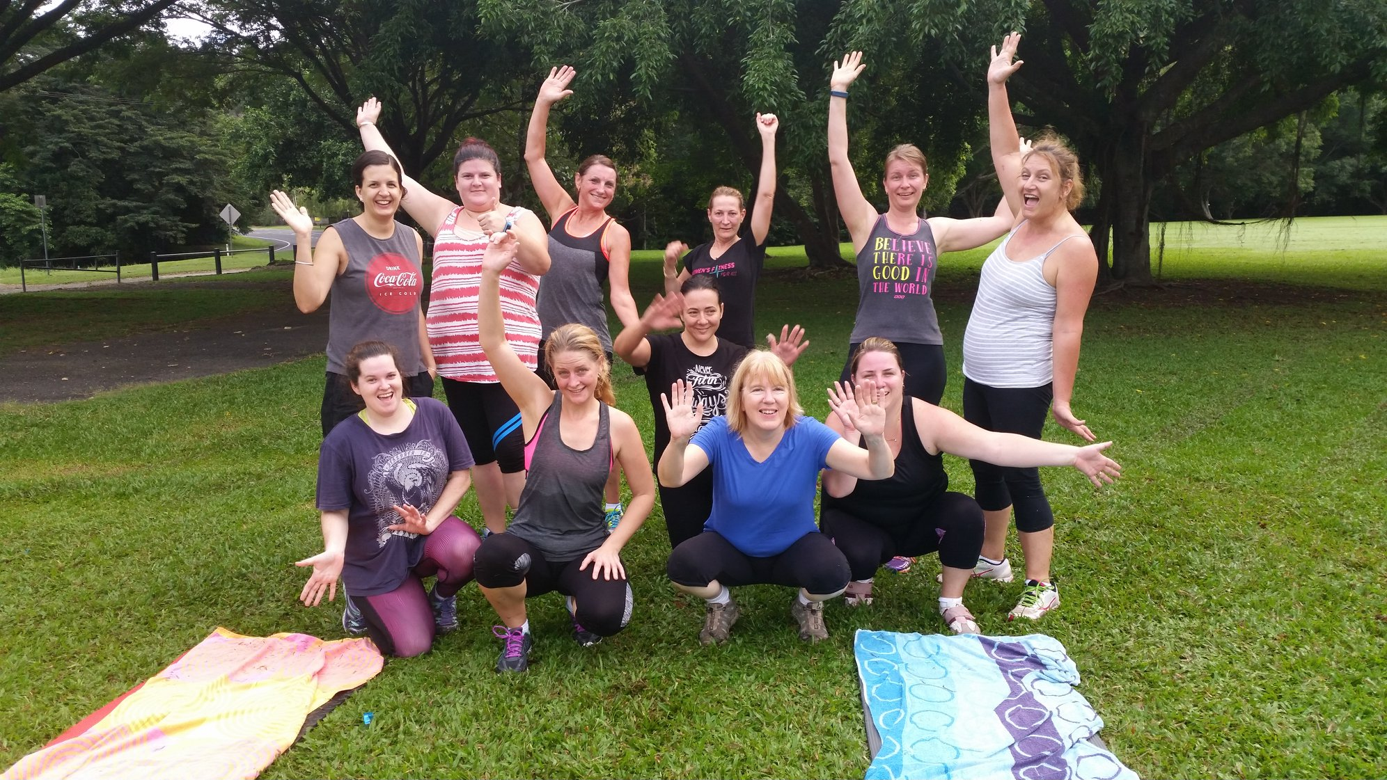 Women's Fitness For All – Mums And Bubs