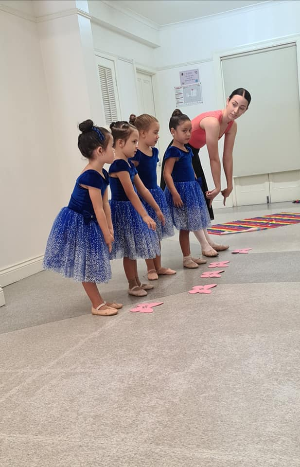 Miss Chelsea's Dancing For Little Ones